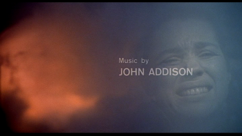 The on-screen composer credit for Torn Curtain
